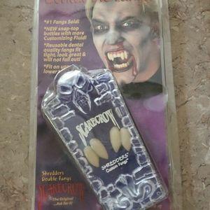 Halloween Vampire Warewolf monster teeth